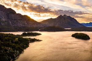 Drohnen Fotografie Patagonien
