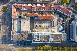 Immobilien Drohnen Aufnahme Braunschweig