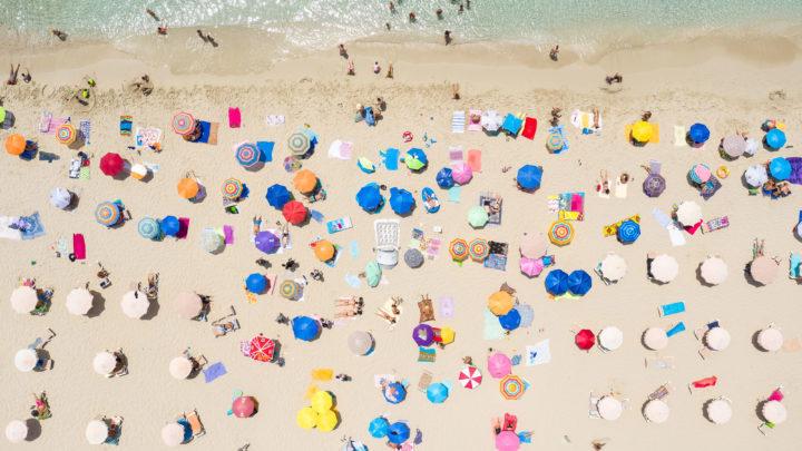 Drohnen Fotografie Formentera