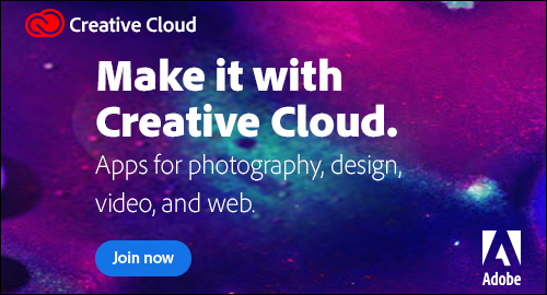 Creative Cloud Abo